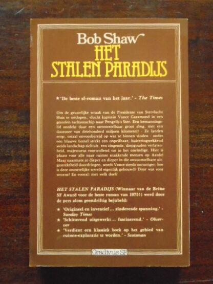 Bob Shaw - Het stalen paradijs