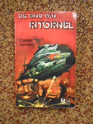 Charles Harness - De ring van Ritornel