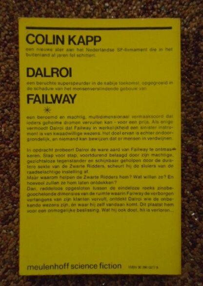 Colin Kapp - Dalroi en de zwarte ridders