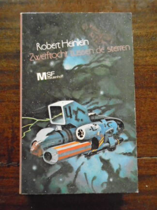 Robert Heinlein - Zwerftocht tussen de sterren - opruiming