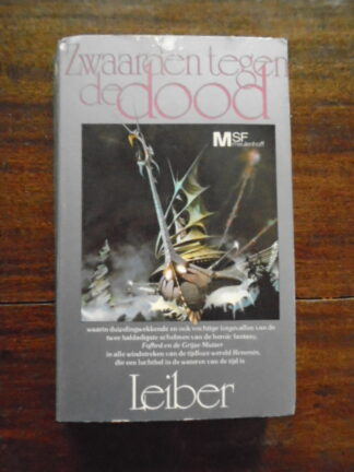 Fritz Leiber - Zwaarden tegen de dood - opruiming