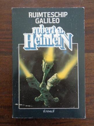 Robert A. Heinlein - Ruimteschip Galileo