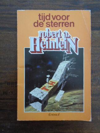 Robert A. Heinlein - Tijd voor de sterren