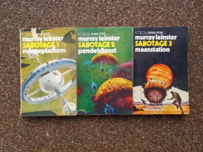 Murray Leinster - SABOTAGE - Compleet