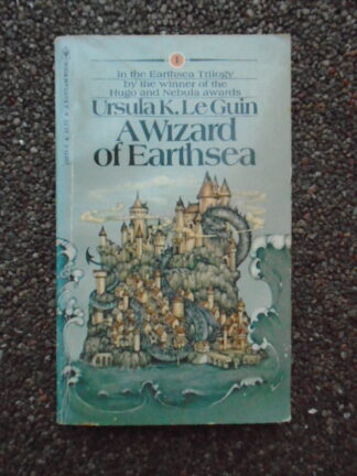 Ursula K. Le Guin - A Wizard of Earthsea