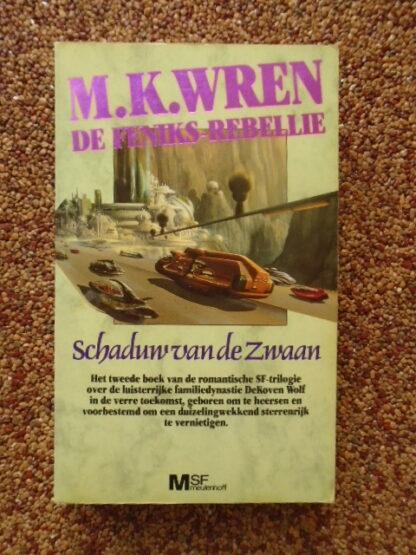 M.K. Wren - Zwaard van het Lam