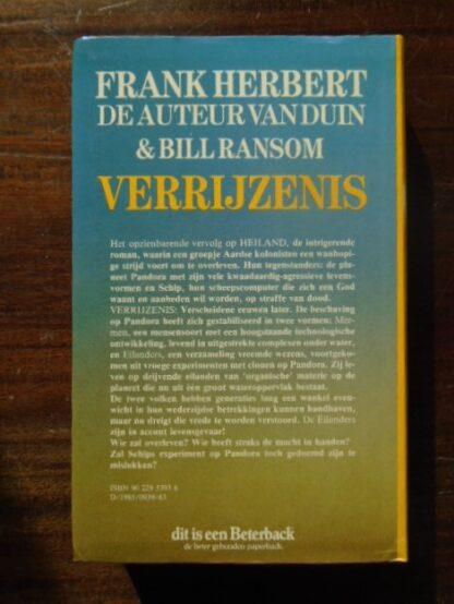 Frank Herbert & Bill Ransom - Verrijzenis