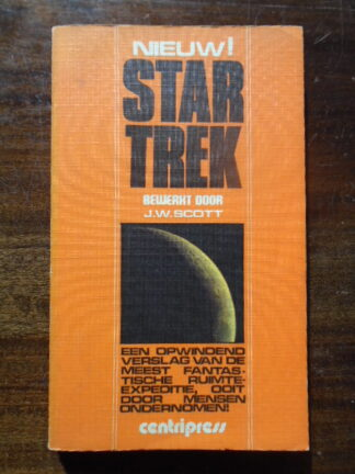 Jonathan W. Scott - Star Trek