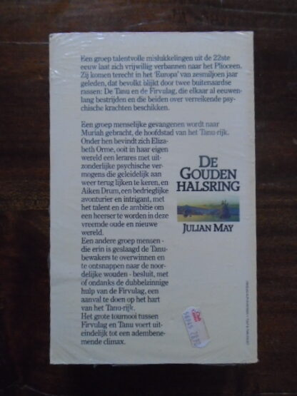Julian May - De Gouden Halsring