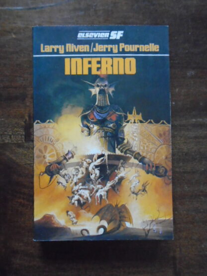 Larry Niven - Jerry Pournelle - INFERNO