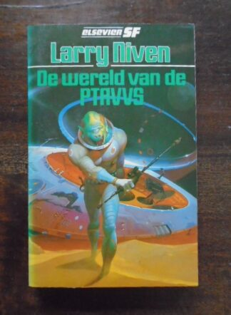 Larry Niven - De wereld van de PTAVVS