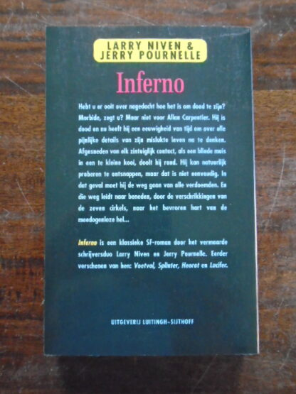 Larry Niven & Jerry Pournelle - Inferno