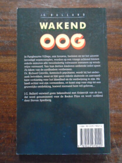 J.G. Ballard - Wakend oog