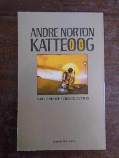 Andre Norton - Katteoog
