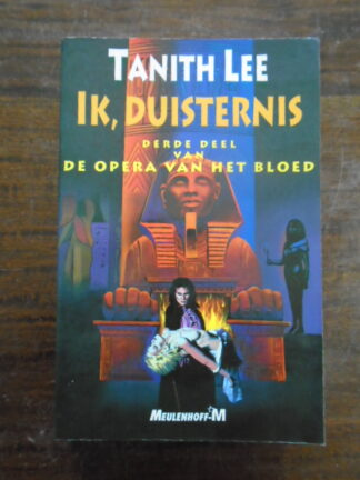 Tanith Lee - Ik, Duisternis