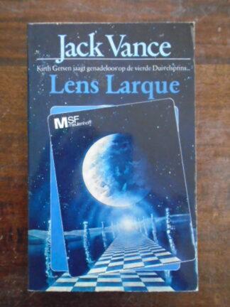 Jack Vance - Lens Larque