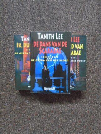 Tanith Lee - De Opera van het Bloed compleet