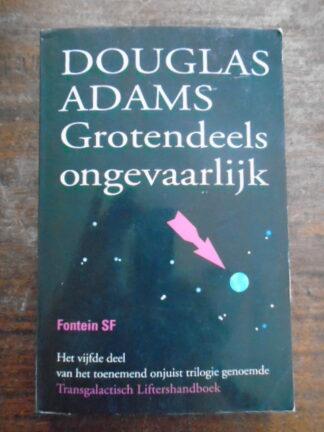 Douglas Adams - Grotendeels ongevaarlijk