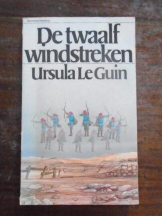 Ursula LeGuin - De twaalf windstreken