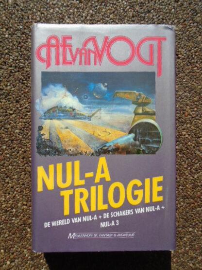 A.E. van Vogt - Nul-A Trilogie