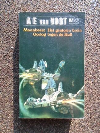 A.E. van Vogt - Maanbeest Het gestolen brein Oorlog tegen de Rul