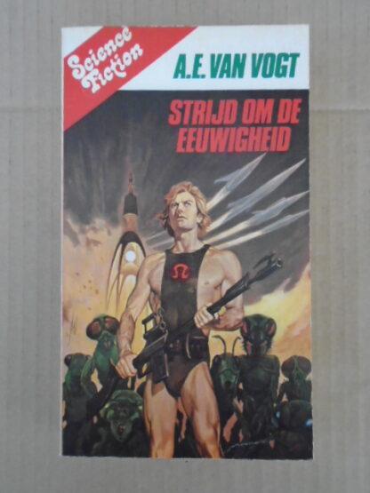 A.E. van Vogt - Strijd om de eeuwigheid