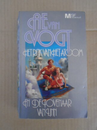 A.E. van Vogt - Het rijk van het atoom en De tovenaar van Linn