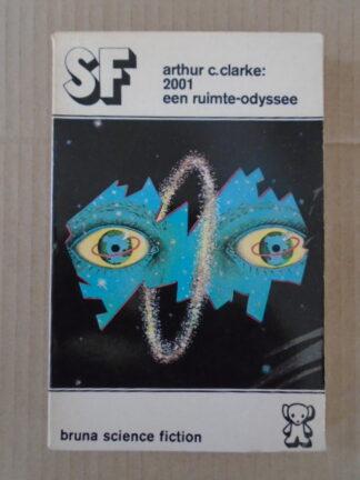 Arthur C. Clarke - 2001 een ruimte-odyssee