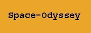 Space Odyssey - Arthur C. Clarke
