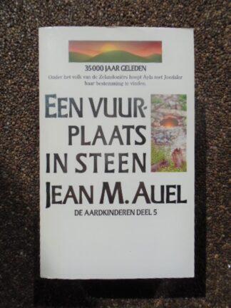Jean M. Auel - Een vuurplaats in steen