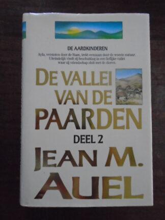 Jean M. Auel - De vallei van de paarden