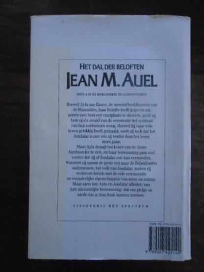 Jean M. Auel - Het dal der beloften