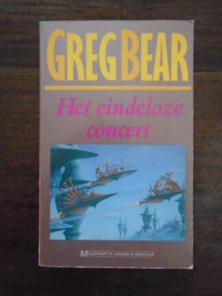 Greg Bear - Het eindeloze concert
