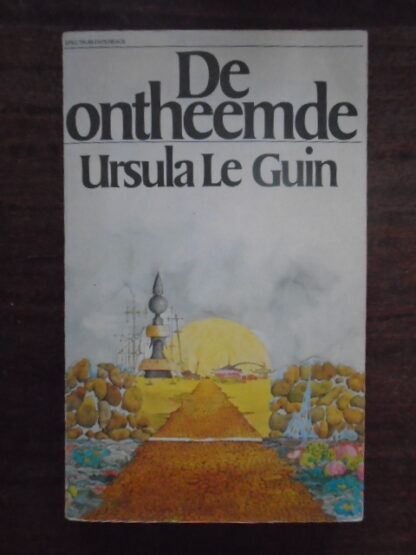 Ursula Le Guin - De Ontheemde