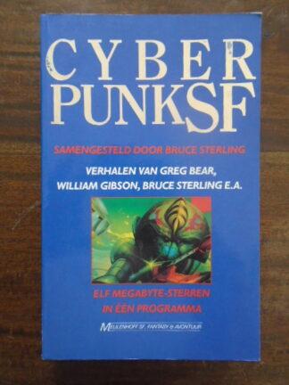 CyberpunkSF - Samengesteld door Bruce Sterling