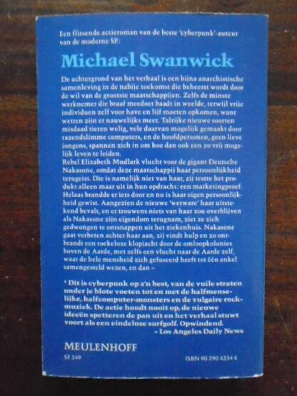 Michael Swanwick - Bloeiend vacuüm