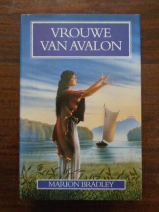 Marion Bradley - Vrouwe van Avalon