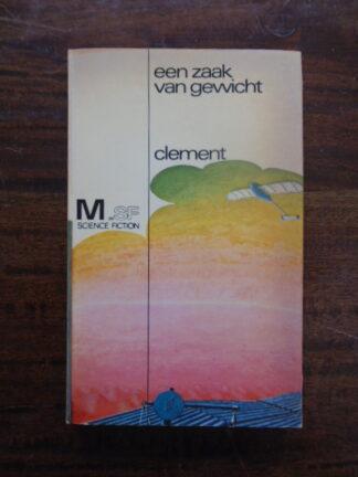 Hal Clement - Een zaak van gewicht