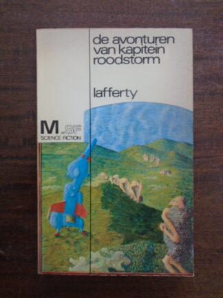 R.A. Lafferty - De avonturen van kapitein Roodstorm