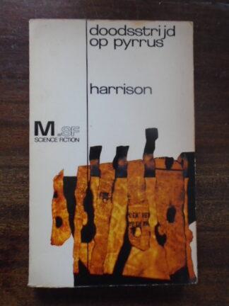 Harry Harrison - Doodsstrijd op Pyrrus