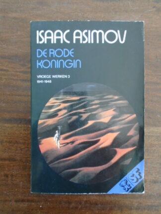 Isaac Asimov - De rode koningin