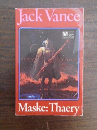 Jack Vance - Maske: Thaery