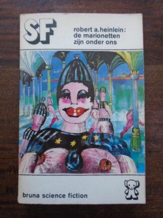 Robert A. Heinlein - De marionetten zijn onder ons