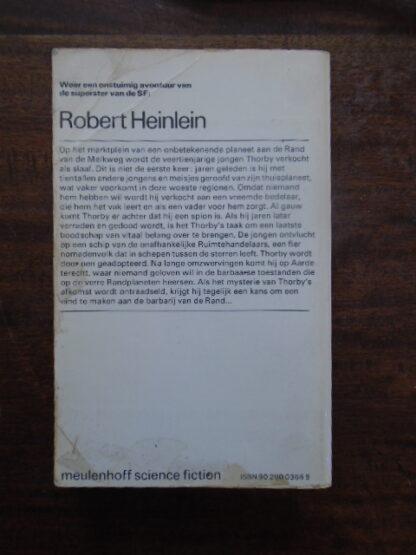 Robert A. Heinlein - Zwerftocht tussen de sterren
