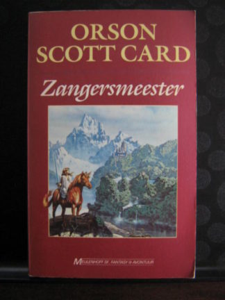 Orson Scott Card - Zangersmeester